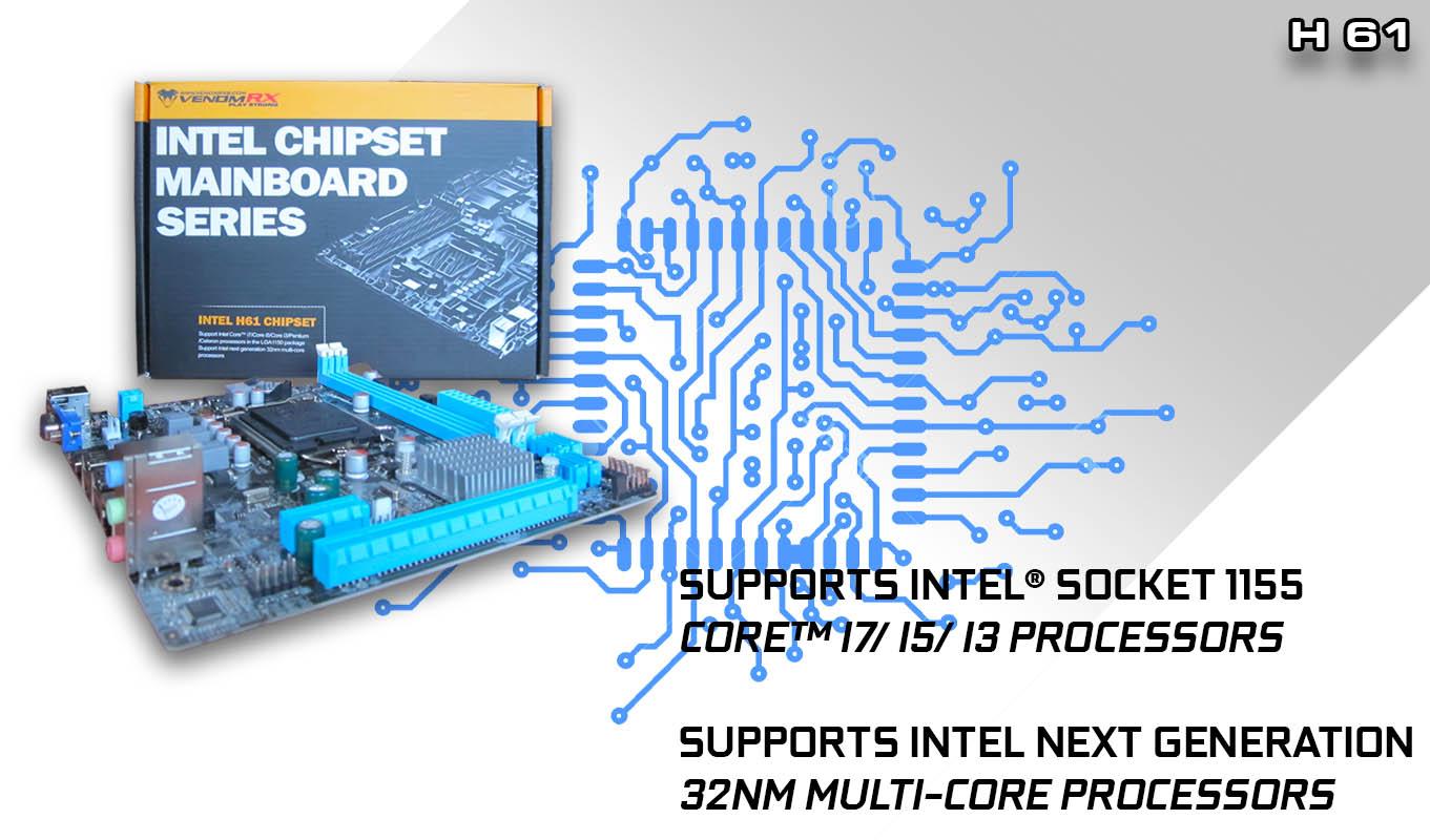 Motherboard-VenomRX-H61-1