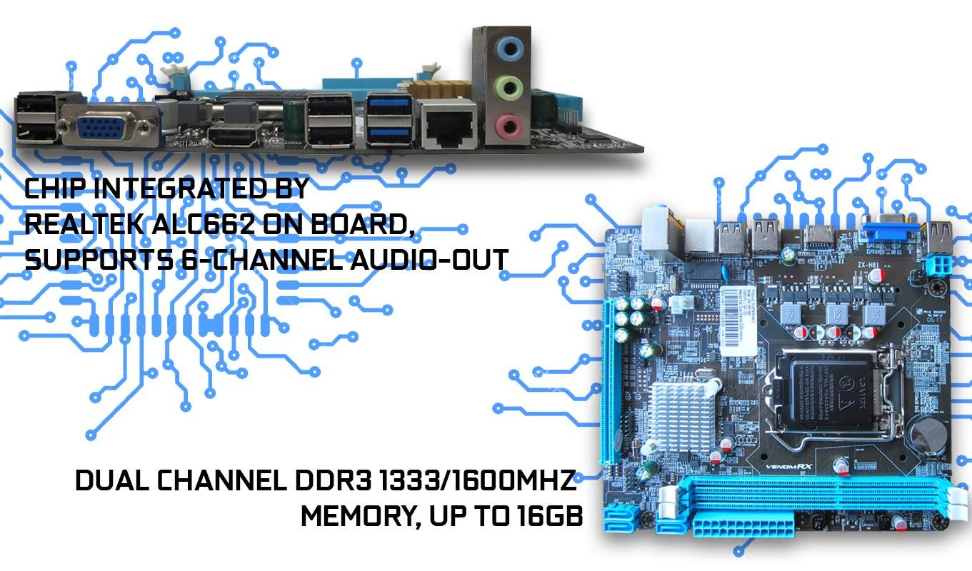 Motherboard-VenomRX-H81-2