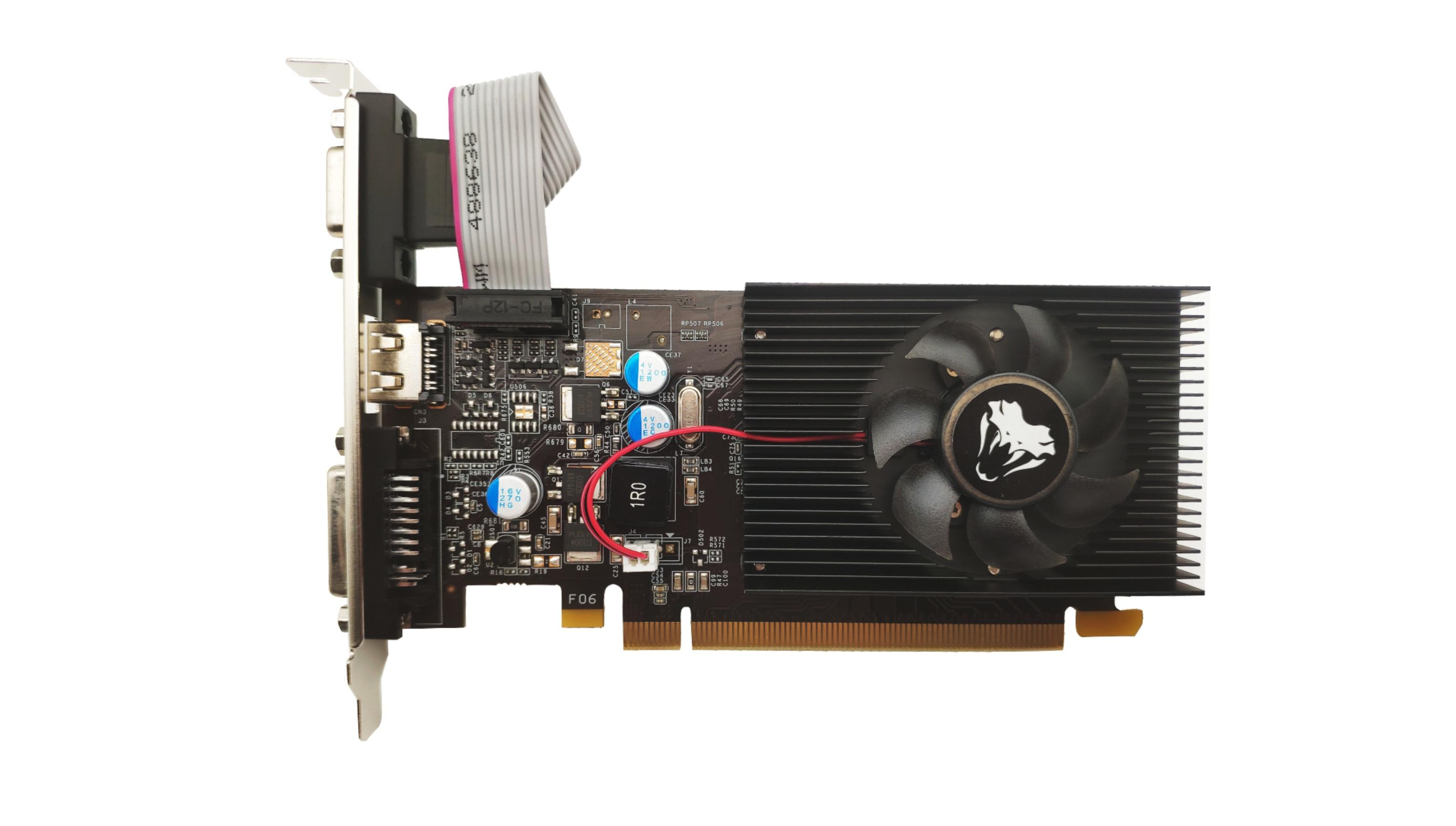 GT210 1GB DDR2
